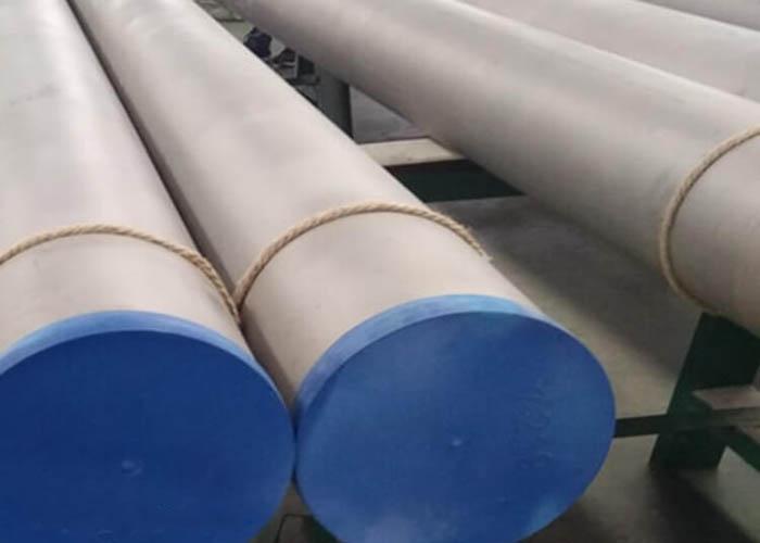 ASTM A790 UNS S31803 S32750 S32760 Tub dúplex d'acer inoxidable