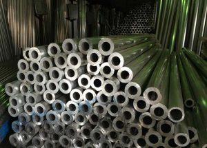 2011 2014 7005 7020 O T4 T5 T6 T6511 H12 H112 Tub / Tub d'alumini