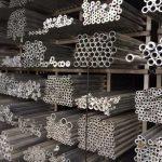 Tub d'alumini 6082, 5083, 5086, 5052, 6063, 7075, 1100 Tub