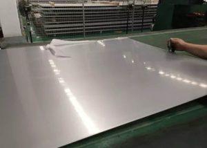 Placa d'acer inoxidable d'alta qualitat 904L