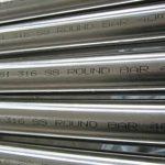 Barra rodona d'acer inoxidable ASTM A276 AISI 316