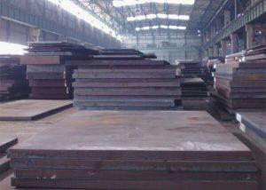 NM500 NM400 Placa d'acer resistent al desgast d'alta resistència