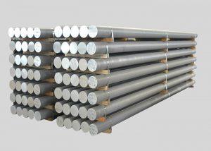 Barra d'alumini d'aliatge 1080,2A11,3003,4A11,5754.6082,7A05