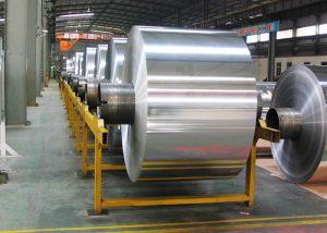 Bobina d'alumini d'aliatge amb 1100.2024.3105,4A11.5083.6061.6082.6063,7A09