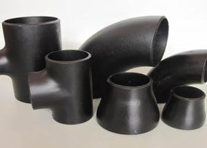 Raccords de canonades d'acer al carboni ASTM / ASME A234 WPB-WPC A420-WPL6