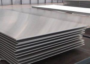 Placa Monel 400 ASTM B127 UNS N04400 Full