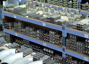 Accessoris de canonada d'aliatge de níquel reductor de colze Inconel 625