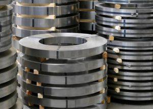 201 304 316 309 tira d'acer inoxidable laminada en fred amb superfície 2B / BA / No.4 / HL / Mirall